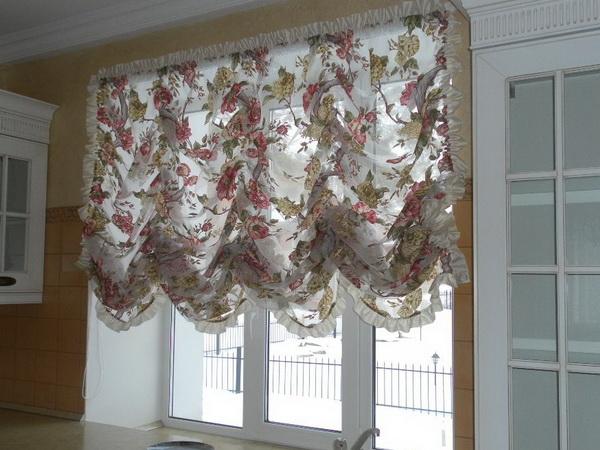 Современные шторы обладают огромным выбором цветовой гамы.