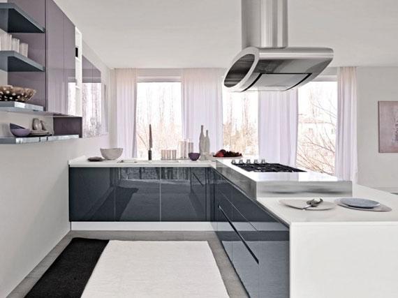 110 вариантов фото новинок штор для кухни - Вариант 10