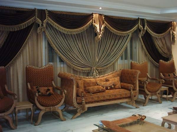Элитные шторы всегда пользовались большим спросом, благодаря своей красоте.