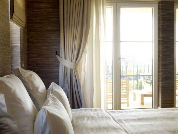 100 вариантов фото новинок штор в гостиную - Вариант 19