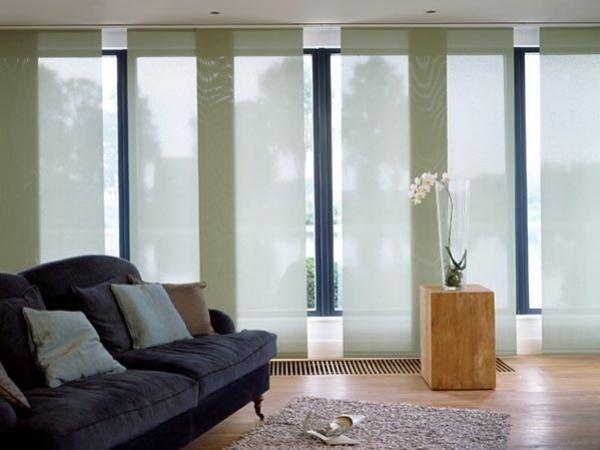 100 вариантов фото новинок штор в гостиную - Вариант 20