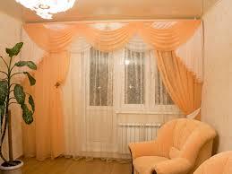 100 вариантов фото новинок штор в гостиную - Вариант 67