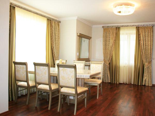 100 вариантов фото новинок штор в гостиную - Вариант 97