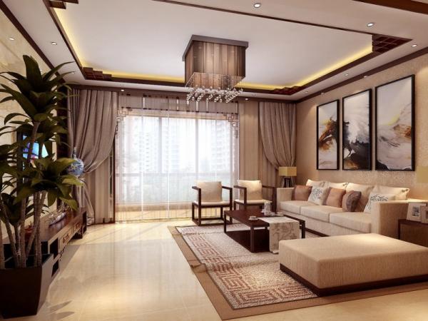 100 вариантов фото новинок штор в гостиную - Вариант 98