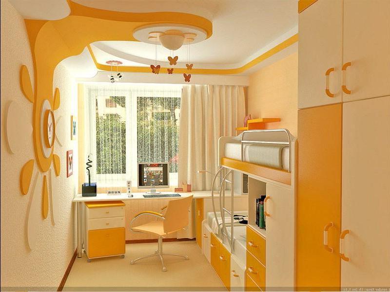 Детские комнаты фото дизайн малогабаритные