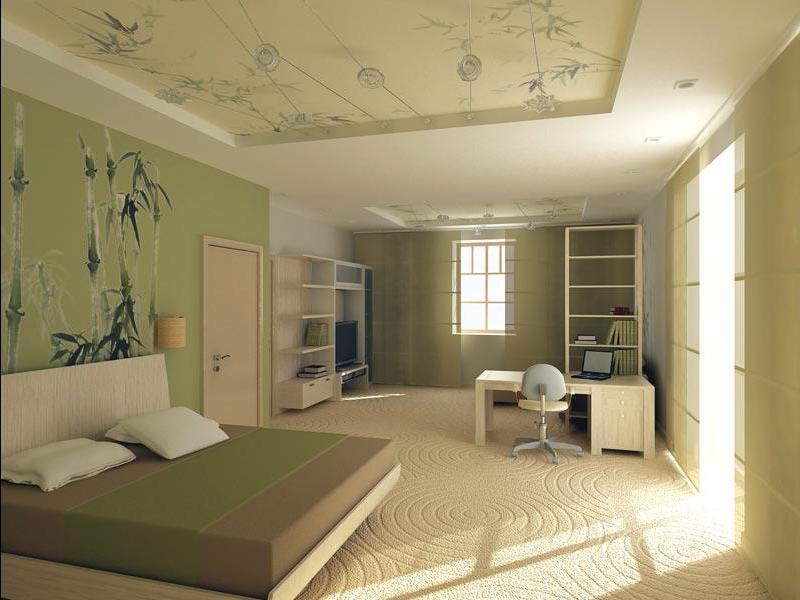 Дизайн комнаты по простому