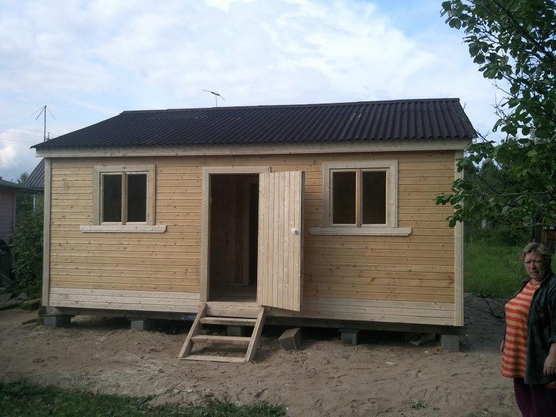 Дачный домик своими руками: фото не дорогого дома и как 89