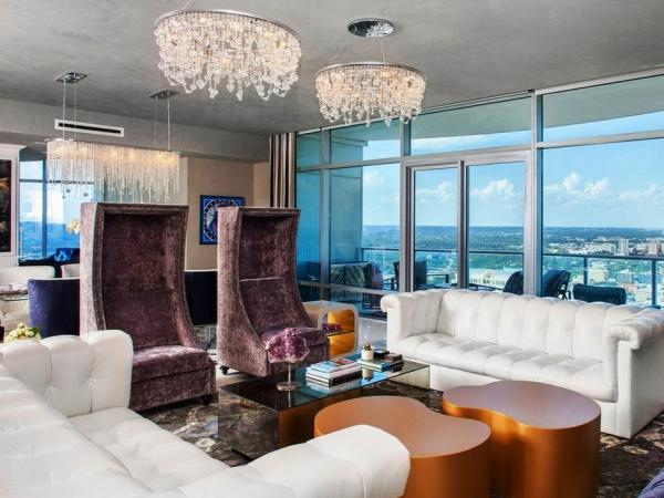 100 вариантов фото новинок штор в гостиную - Вариант 61