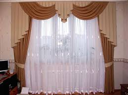 100 вариантов фото новинок штор в гостиную - Вариант 74