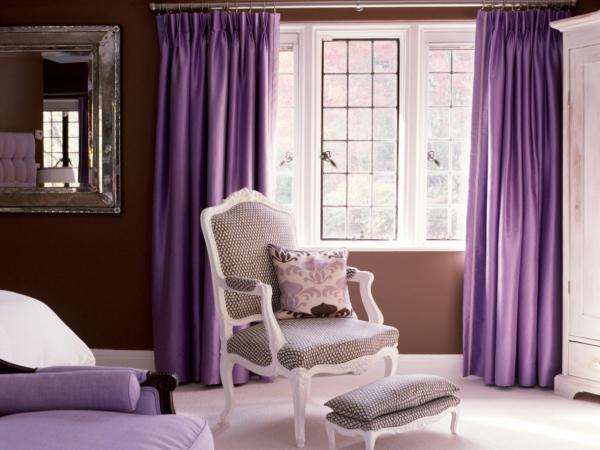 100 вариантов фото новинок штор в гостиную - Вариант 54