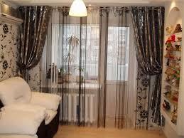 100 вариантов фото новинок штор в гостиную - Вариант 66