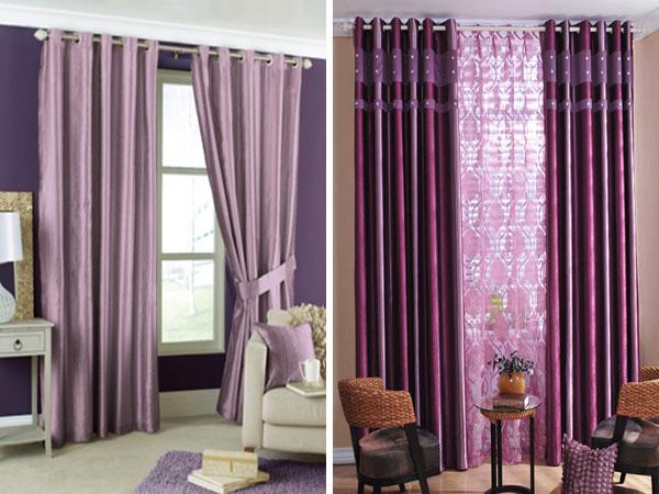 Лучше всего подбирать цвет штор под уже существующий дизайн комнаты