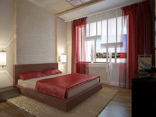 Такие шторы всегда являлись лидером для спальных комнат. В этом году эта тенденция продолжается.