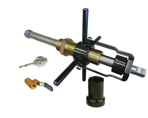 Комплект дополнительный фрез к устройству для врезки отводов в трубопроводы БУРЯ